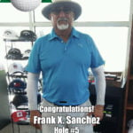 Frank Sanchez Alamo City Golf Trail Hole in One