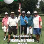 Manny Martinez Alamo City Golf Trail Hole in One