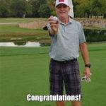 Doug Hamilton Alamo City Golf Trail Hole in One