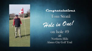 hole in one 1-2-19