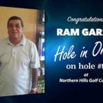 Ram Garza Alamo City Golf Trail Hole in One