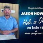 Jason Howton Alamo City Golf Trail Hole in One