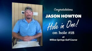 hole in one 10-5-15