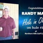 Randy Mann Alamo City Golf Trail Hole in One