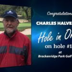 Charles Halverson Alamo City Golf Trail Hole in One