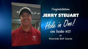 Jerry Steuart Alamo City Golf Trail Hole in One