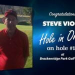 Steve Viola Alamo City Golf Trail Hole in One