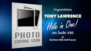 Tony Lawrence Alamo City Golf Trail Hole in One