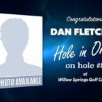 Dan Fletcher Alamo City Golf Trail Hole in One