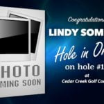Lindy Sommer Alamo City Golf Trail Hole in One