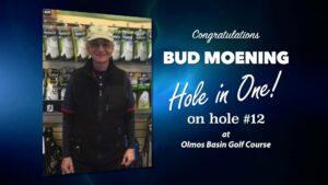 Bud Moening Alamo City Golf Trail Hole in One
