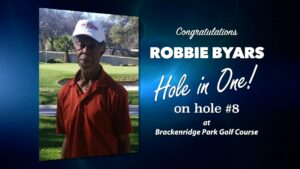 Robbie Byars Alamo City Golf Trail Hole in One