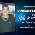 Vincent Lugo Alamo City Golf Trail Hole in One
