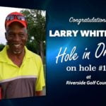 Larry Whitfield Alamo City Golf Trail Hole in One