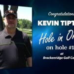 Kevin Tipton Alamo City Golf Trail Hole in One