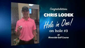 hole in one 4-26-16