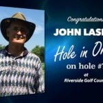 John Laskin Alamo City Golf Trail Hole in One