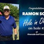Ramon Solis Alamo City Golf Trail Hole in One