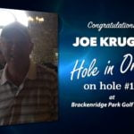 Joe Kruger Alamo City Golf Trail Hole in One