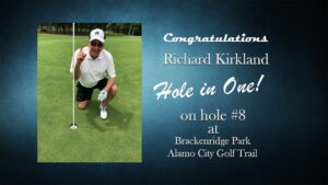 hole in one 6-20-18