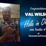 Val Wilson Alamo City Golf Trail Hole in One