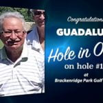 Alamo City Golf Trail Hole in One