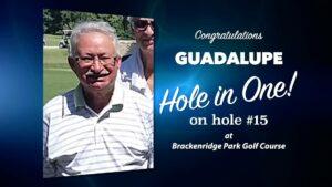 Alamo City Golf Trail Hole in One