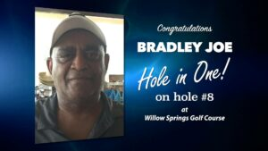 Bradley Joe Alamo City Golf Trail Hole in One