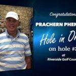 Prachern Phengsan Alamo City Golf Trail Hole in One