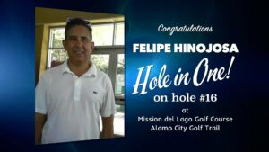 hole in one 9-8-16