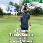 Anders Storvik Hole In One
