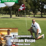William Vespe Hole In One