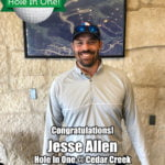 Jesse Allen Hole In One