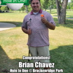 Brian Chavez Hole In One